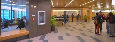 hofstra university health science library