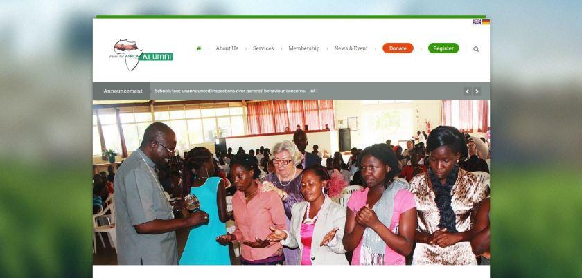 Vision For Africa Int'l Alumni Association