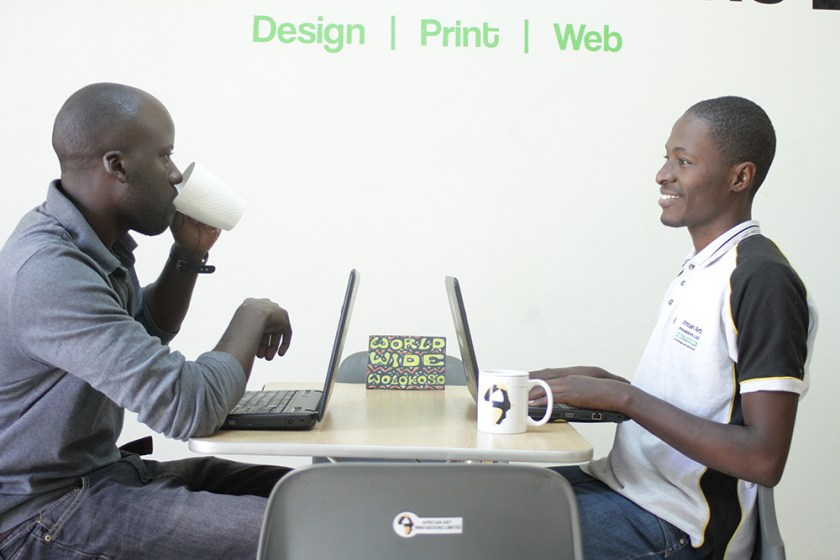 creative digital agency in uganda