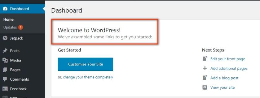best wordpress webdesign company in uganda