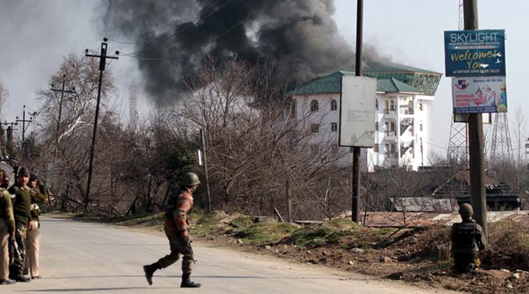 encounter in pampore