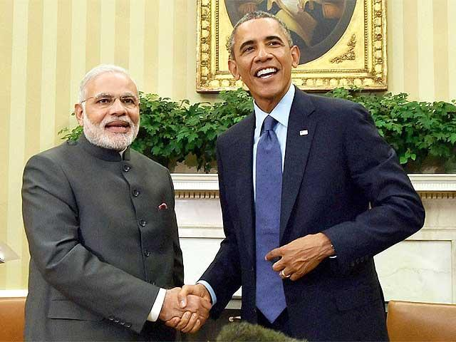 Image result for modi and obama