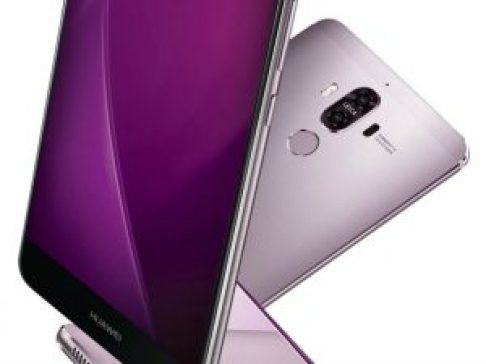 huawei launched mate 9 pro