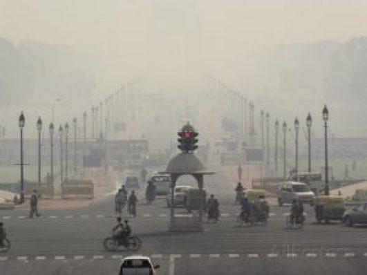 too-much-air pollution-in-new-delhi