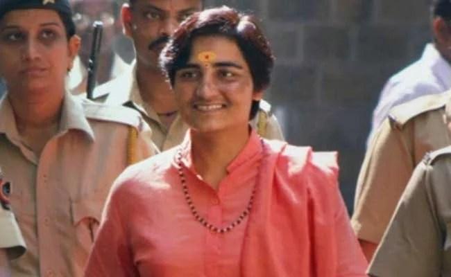 sadhvi thakur against pm modi