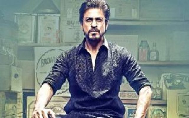 3 looks of shah rukh khan in raees movie