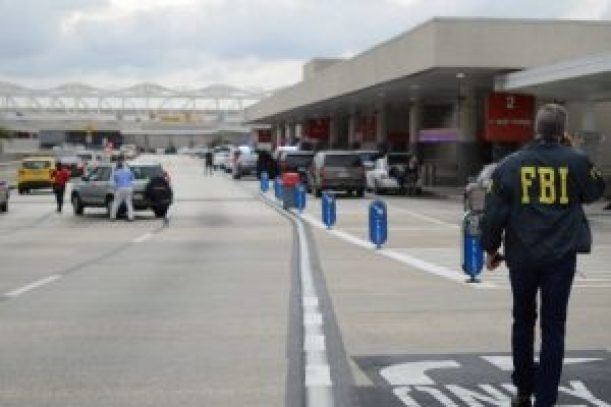 firing at hollywood international airport in america