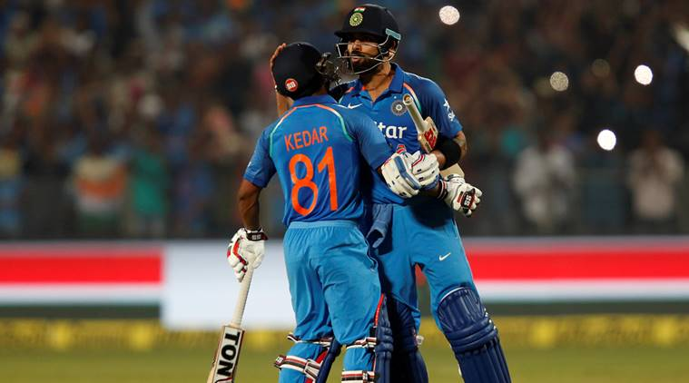 india wins against england in first odi match