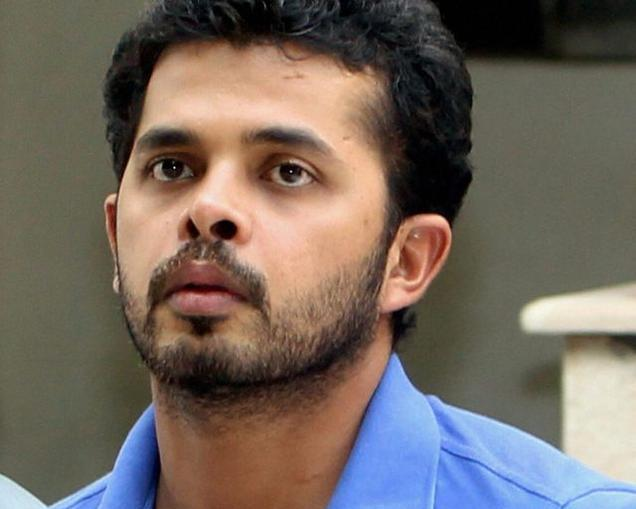 bcci didn't approve sreesanth for scotland league