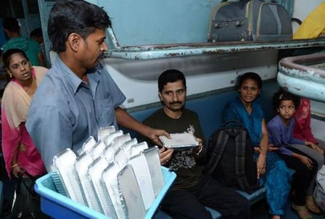 indian railway launches new catering policy according to which passengers will get food at cheap rate