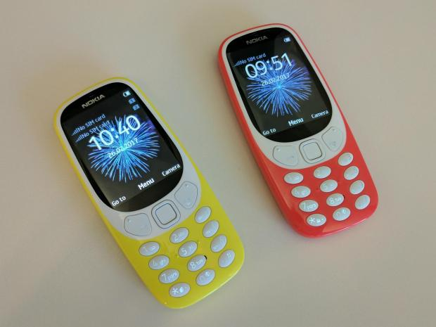 nokia 3310 is being pre ordered online by people more than expected