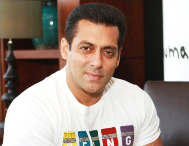 salman khan is helping poor people and doing work in Country's favour