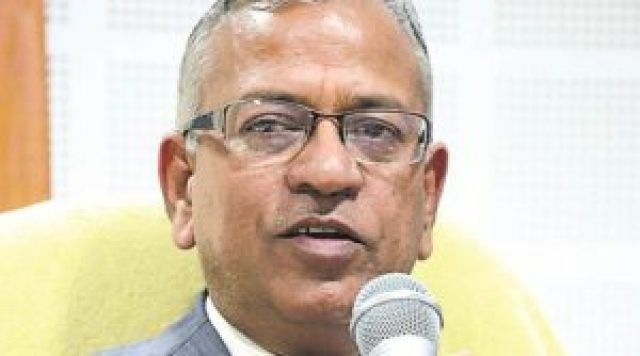bhu vice chancellor girish chandra tripathi crosses all the barriers of shamelessness