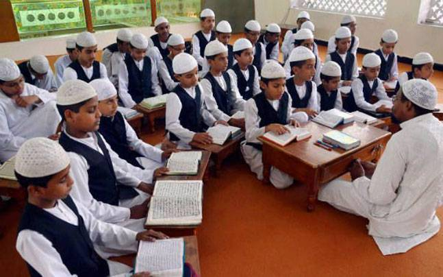 two madarsa cannot run on one registration