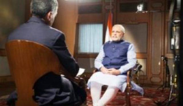 narendra modi was speechless in front of this ndtv reporter