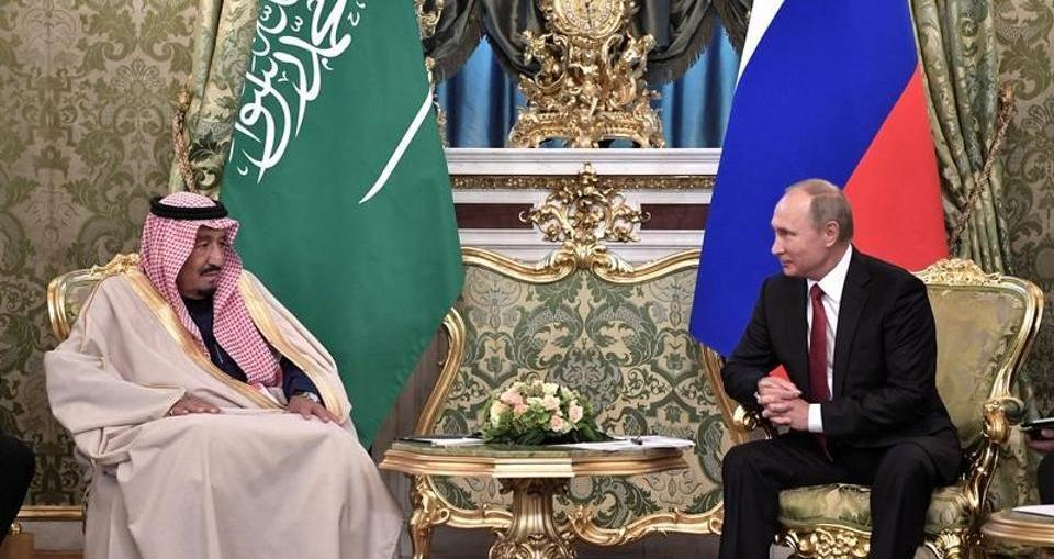 saudi king shah salman puts a strangely poor demand in front of russian president putin