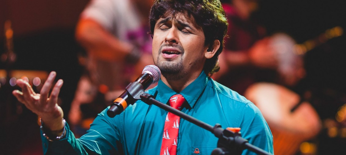 sonu nigam trolled on social india