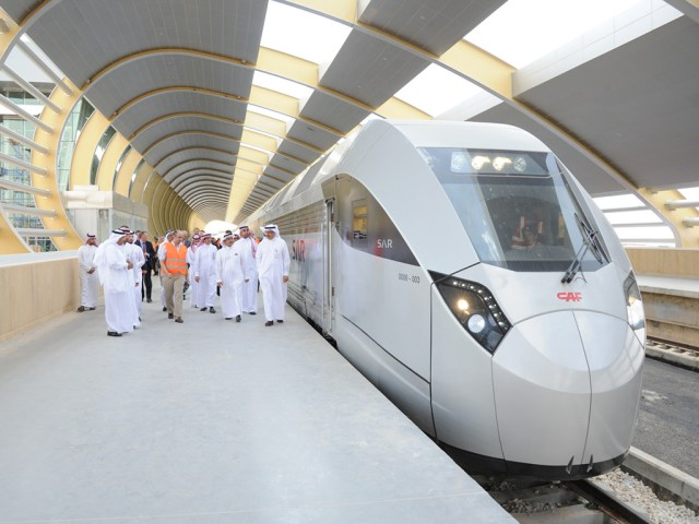 Image result for saudi arabia will launch fastest train