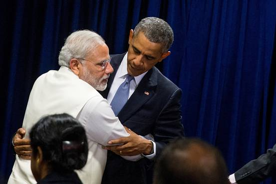 barack obama open narendra modi secret
