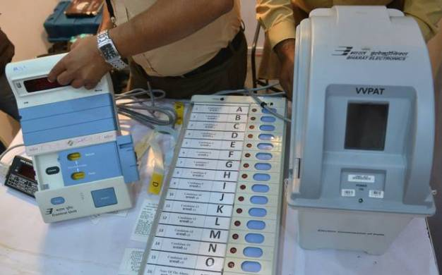 eci accepts tampering evm machines ईवीएम मशीन