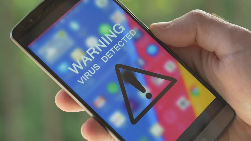 dangerous smartphone virus