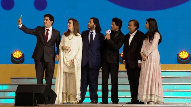 Image result for shah rukh khan against anant ambani