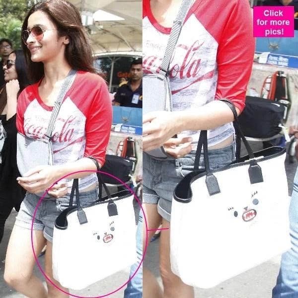 alia bhatt आलिया भट्ट handbag cost