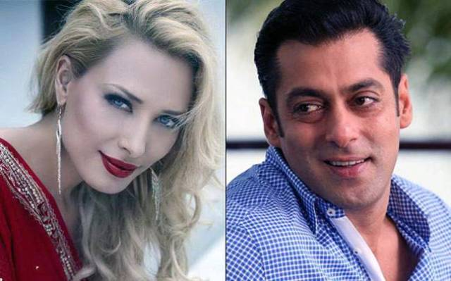 Image result for salman khan and iulia vantur