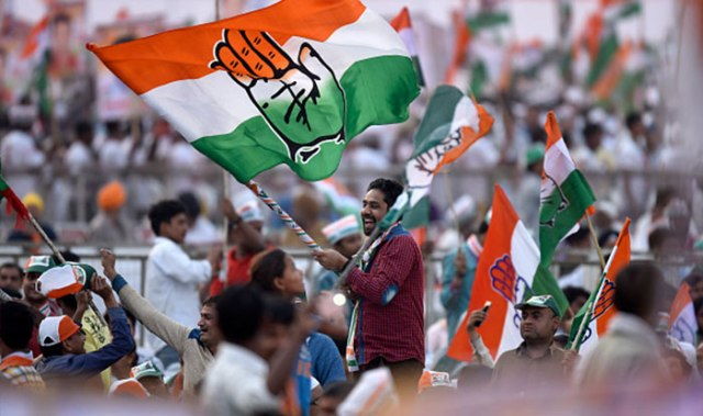 Image result for congress wins