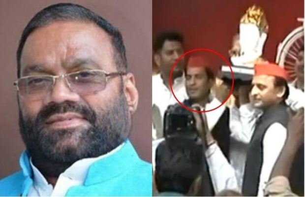 swami prasad maurya joins sp