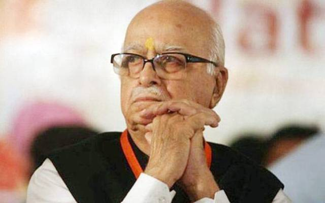 court कोर्ट decision against advani
