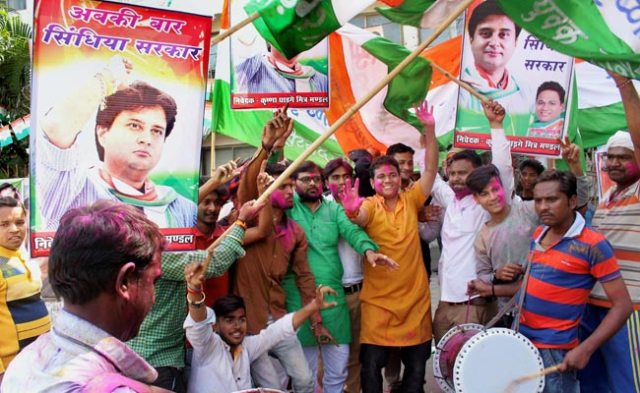 Image result for will congress win in madhya pradesh