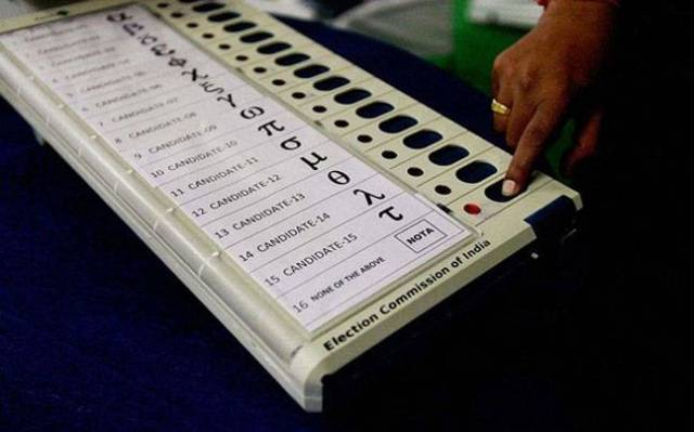 Image result for evm machine