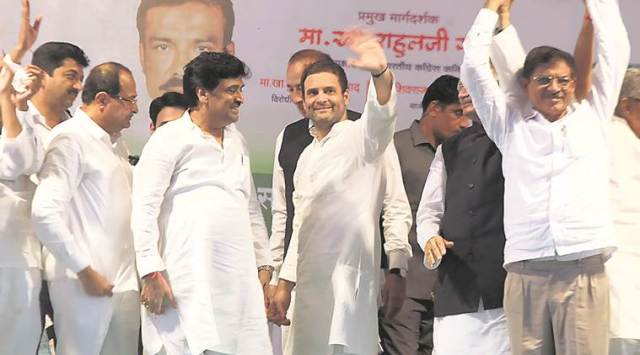 Image result for rahul gandhi in nanded