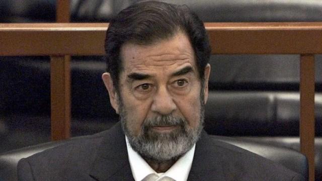 saddam hussein सद्दाम हुसैन dead body missing