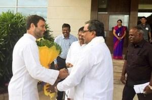 bjp leader husband joins Congress कांग्रेस