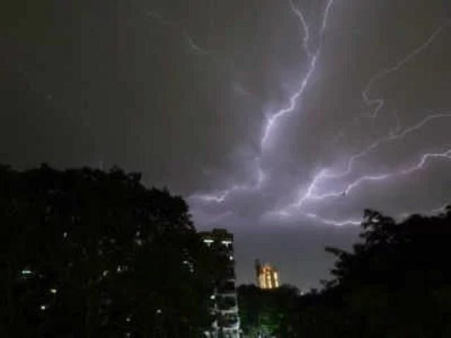 thunderstorm आंधी alert uttar pradesh