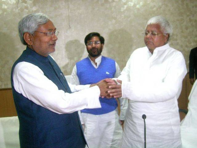Image result for congress and rjd coalition