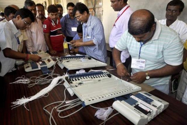 evm machine ईवीएम मशीन tampering before madhya pradesh elections