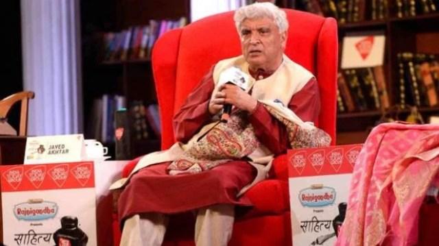javed akhtar जावेद अख्तर targets anjana om kashyap