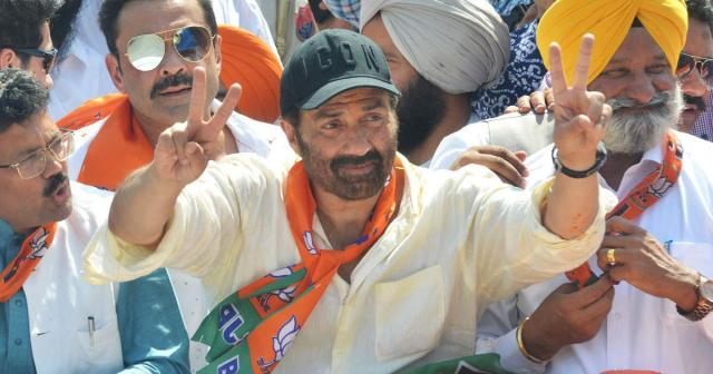 bjp mp sunny deol सनी देओल spend too much money on election