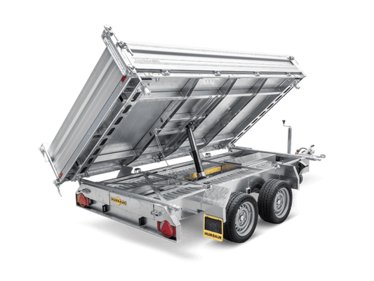3-way tipper Humbaur Trailers