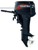 Tohatsu Outboard 25HP