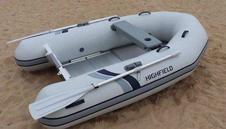 Highfield Aluminium Floorboard  230AL