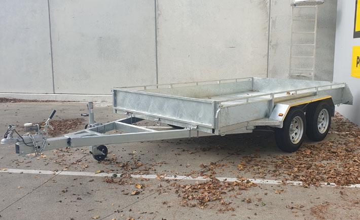 10x6 Contractor Trailer