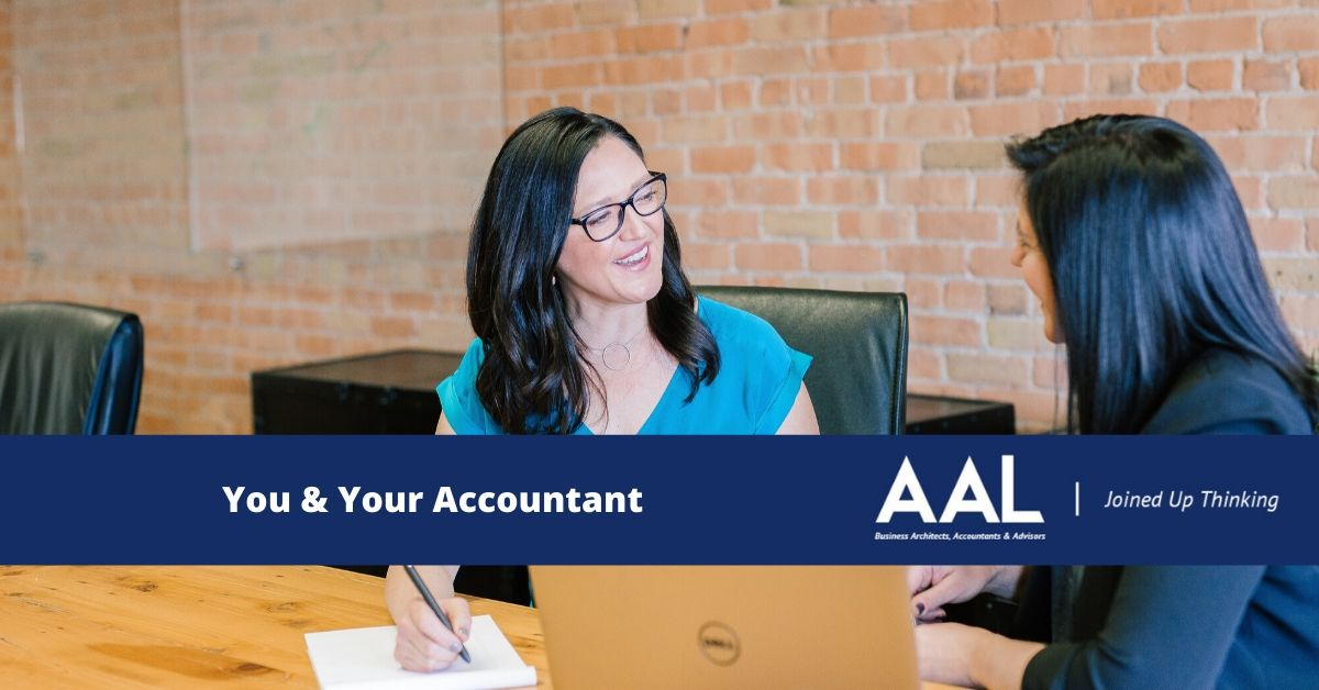 You & Your Accountant AAL Call 052 61 37775
