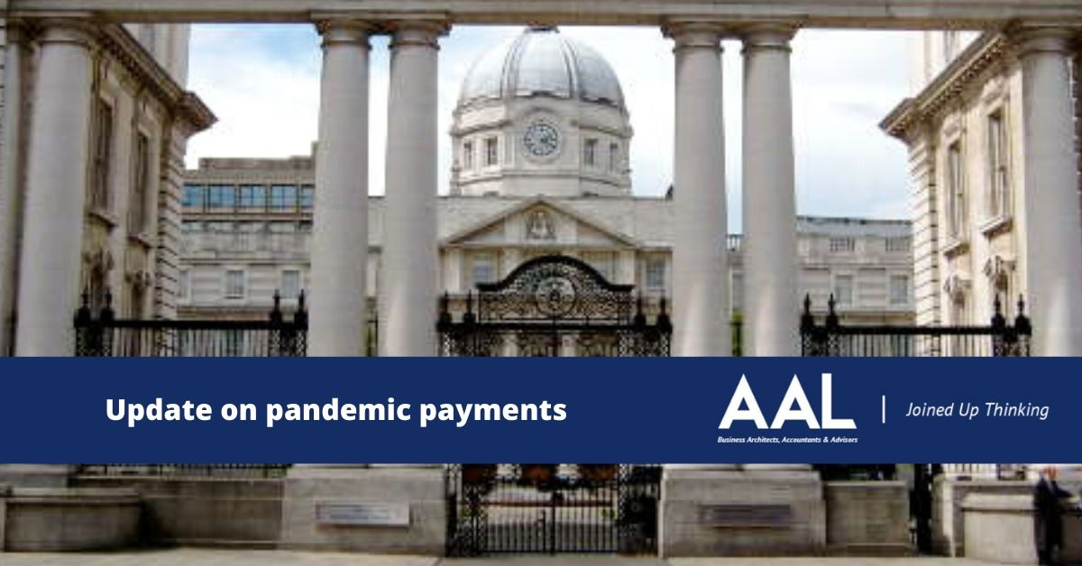 Pandemic payments