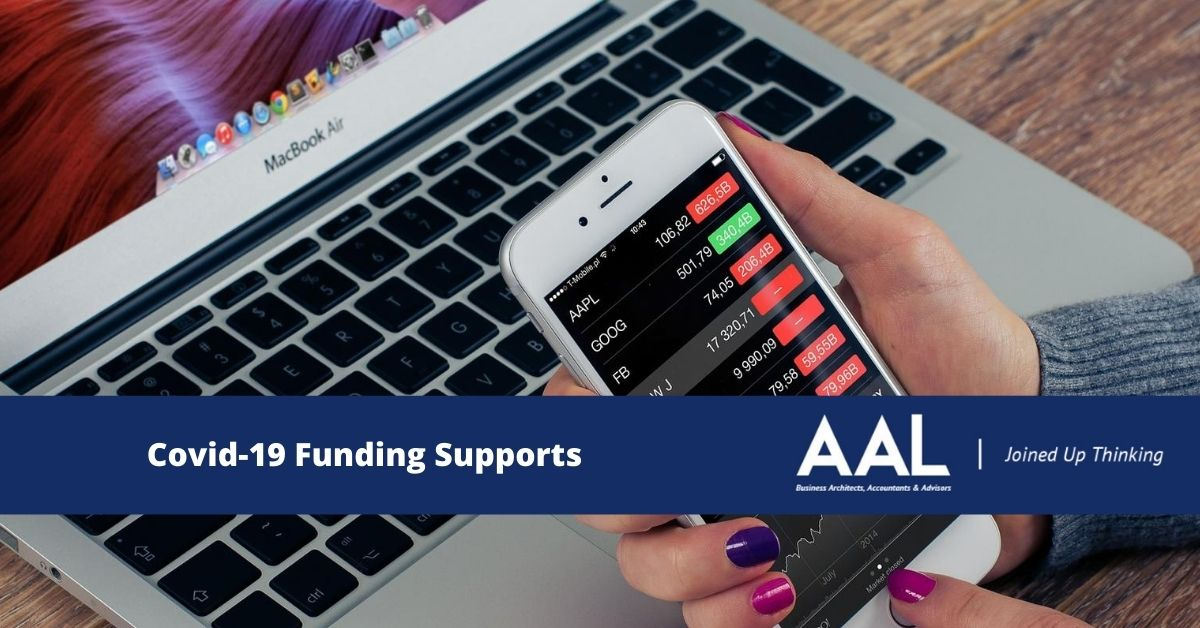 Covid-19 Funding Supports
