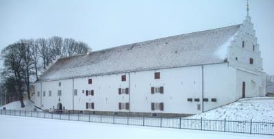 Aalborghus Slot facade
