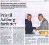 Aalborgs Historie Pris 2013 til Flemming Nielsen